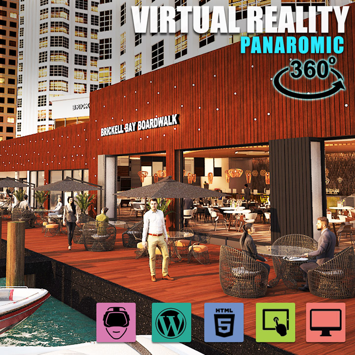Design 360 Panoramic View And 3D Virtual Tours With