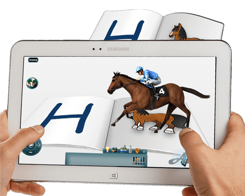 Augmented Reality App Development for Tablet