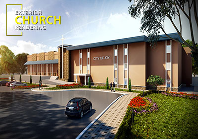 3d-exterior-modeling-of-church-developed-by-yantram-architectural-rendering-service-florida-usa