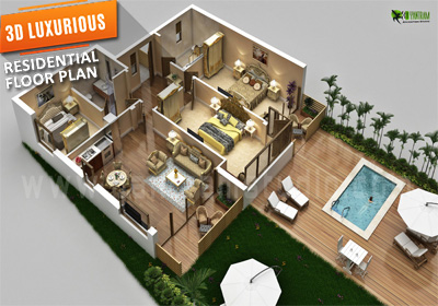3D-Luxurious-Residential-Floor-Plan
