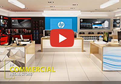 Exhibition Stall Walkthrough for HP