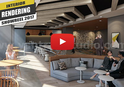 Interior Rendering Visualization Design Showreel
