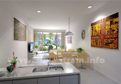Residential CGI Design Visualization