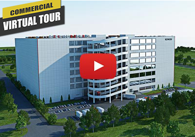 Architectural Constructive Presentation- CGI Animated Exterior Walkthrough