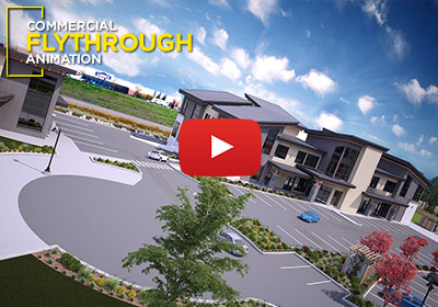 3D Exterior Flythrough Animation