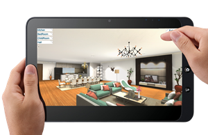 Interior Virtual Reality
